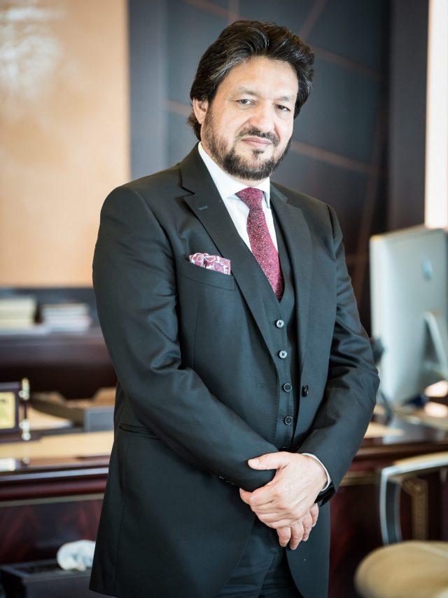 CEO Mr Adrees Anwar